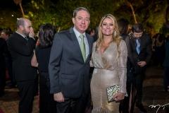 Paulo Vale e Tatiana Luna