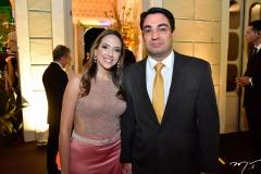 Raquel e Ricardo Hitzschky