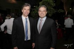 Ruy do Ceará e Edson Queiroz Neto