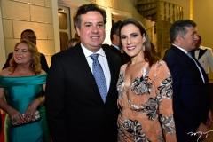 Samuel e Érica Dias