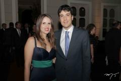 Sarah e Gonzalo Mota