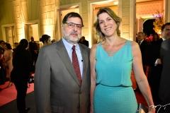 Thiago e Martina Paulos