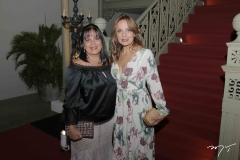 Vânia Rigobello e Cristina Tavares