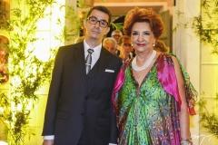 Alexandre e Tereza Borges