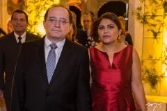 Augusto e Valéria Pires