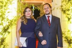 Ana Quezado e Roberto Freire