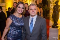 Anastácia Queiroz e Cauby Chaves