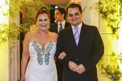 Aparecida e Ricardo Alencar
