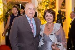 Aramicy e Maria de Lurdes Pinto