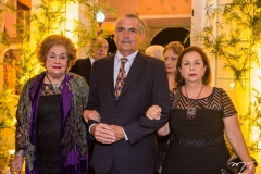 Beatriz Philomeno, Alfredo Gurjão e Júlia Philomeno