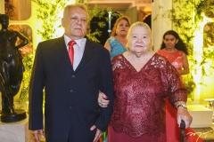 Benício e Maria Queiroz