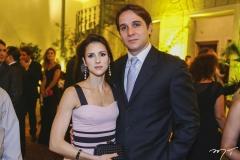 Carla e Benjamim Oliveira