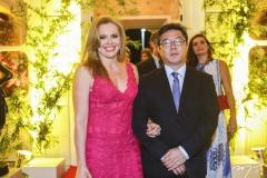 Carla e Roberto Ito
