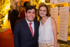 Dr. Carlos Roberto Martins Rodrigues e Rita