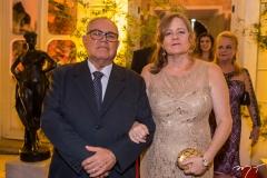 Carlos Alberto e Carla Forte