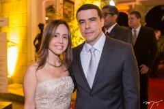Carolina e Nisabro Fujita