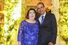 Celina e Cristiano Fontenele