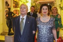 Célio e Janice Fontinele