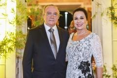 César e Magda Rocha