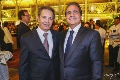 Cláudio Rocha e Ricardo Bacelar