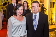 Diana Medeiros e Henrique Braga