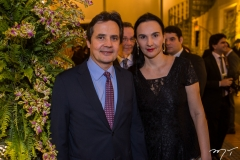Edilberto e Magda Pontes