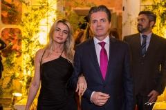Elielda e Maurício Menezes