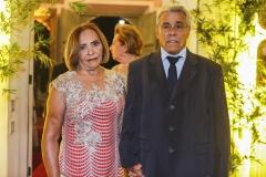 Eunice e José Maria de Queiroz