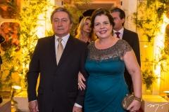 Euvaldo Bringel e Eliana Brasil