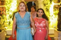 Fátima e Raimunda Queiroz