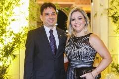 Flávio Ibiapina e Williane Pontes
