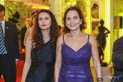 Gilvana Linhares e Izolda Cela
