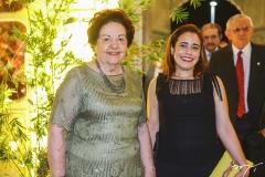 Glaura Ferrer e Camila Bessa