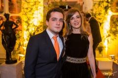 Gustavo e Karisa Pontes