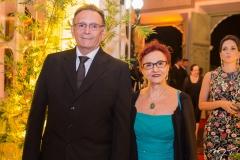 Heriberto Rebouças e Cândida Marques