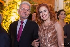 Igoberto e Bianca Amorim