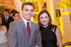 Igor Medeiros e Luana Freitas