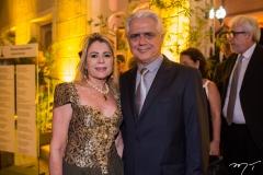 Isabel e Osler Machado