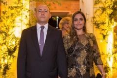 Ítalo Florêncio e Gabriela Leal