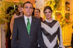 Jackson Sávio e Bernadette Amora