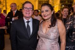 João e Aldira Borges