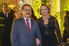 Jocivan Gomes e Inês Bezerra