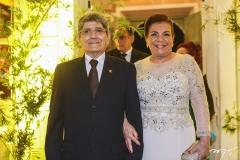 José Augusto e Bernadete Bezerra