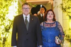 Juarez e Maria Leitão