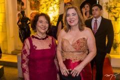 Laís Rossas e Cláudia Mota
