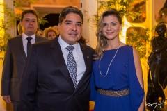 Leandro e Aline Chaves