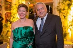 Lena Marcílio e José Gonzalez