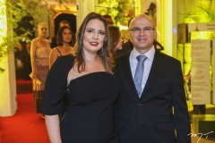 Luciana e Yuri Colares