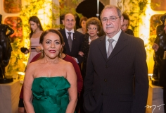 Luiza Gonçalves e Luiz Seixas