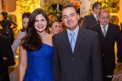 Márcia e Daniel Lima
